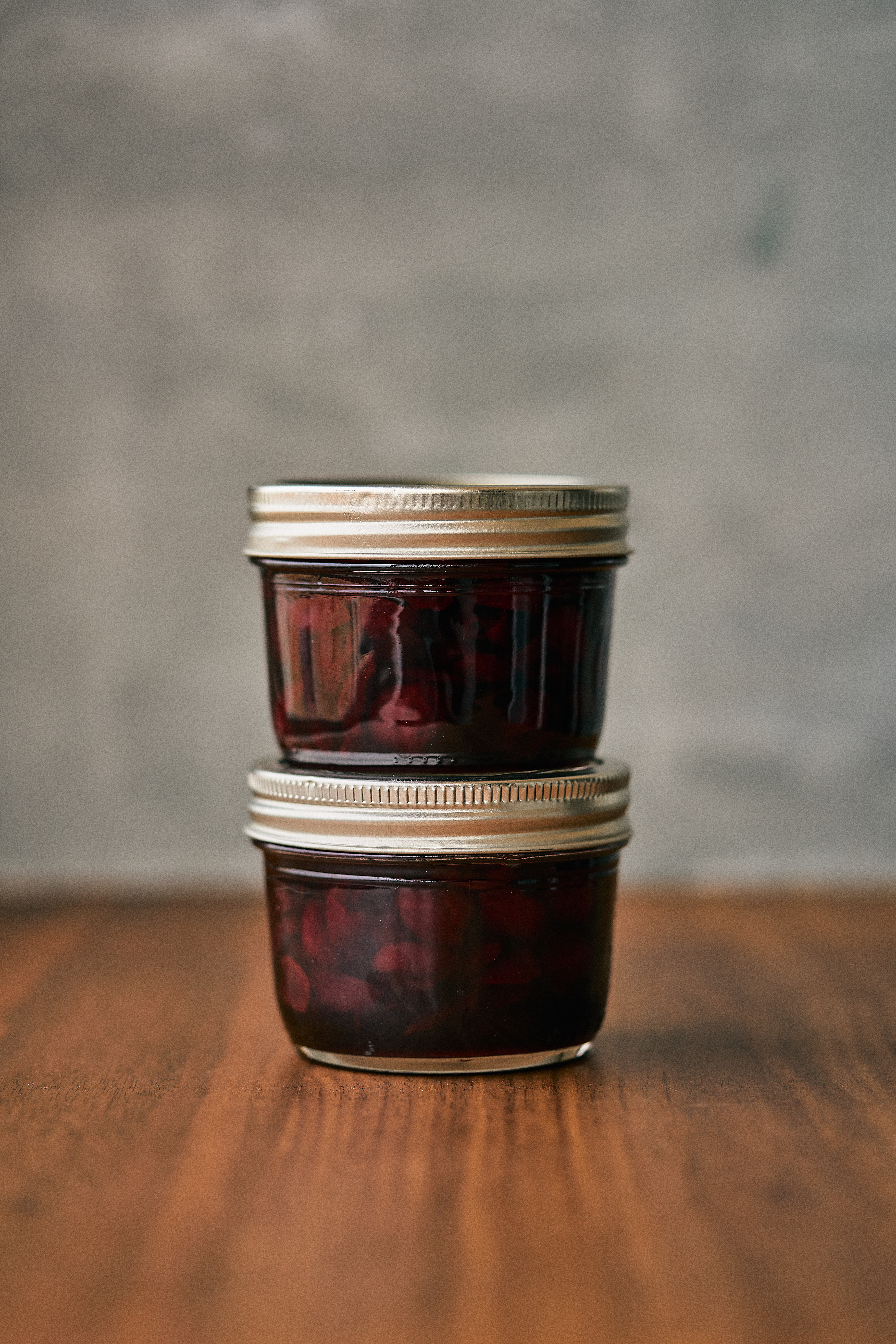 Sour Cherry Syrup | Proportional Plate