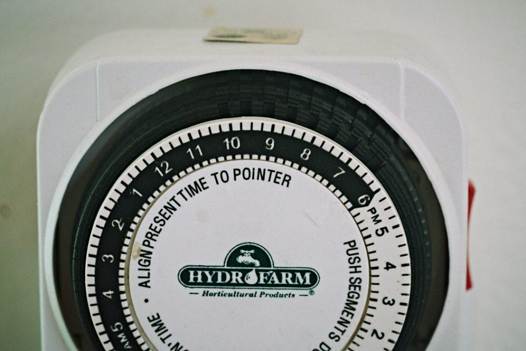 Hydrofarm timer.