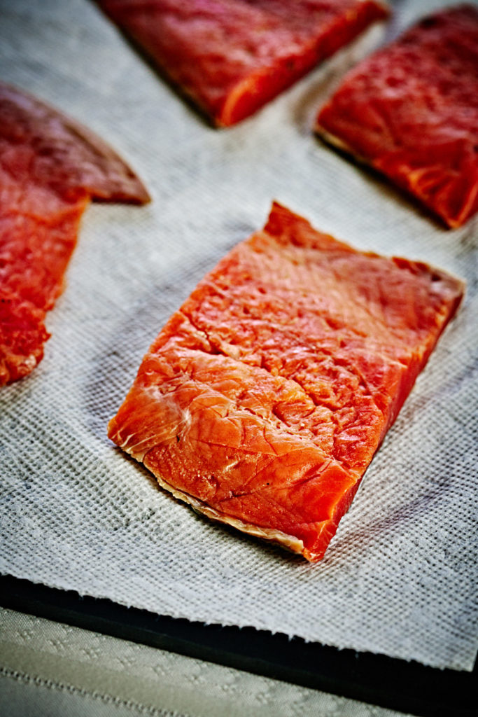 STEP BY STEP Tea Cured Salmon | Works with herbal, green, and black teas! | Proportional Plate